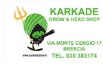 Karkade grow & head shop brescia