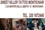 Sweet Killer Tattoo Montichiari