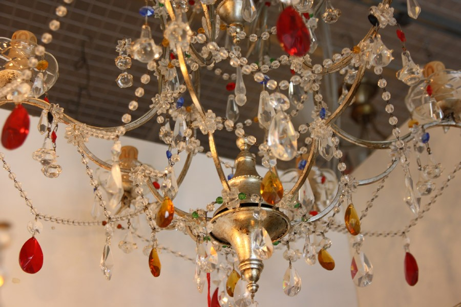 restauro lampadari antichi : ... post vendita, restauro e ristrutturazione di lampadari antichi