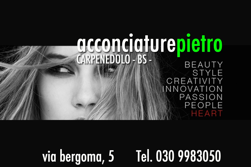 Acconciature Pietro Carpenedolo
