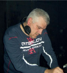 afro-DJ