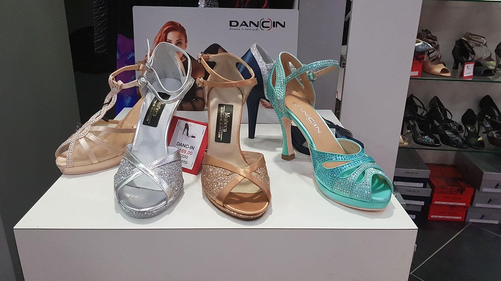 Angels scarpe da ballo Montichiari55