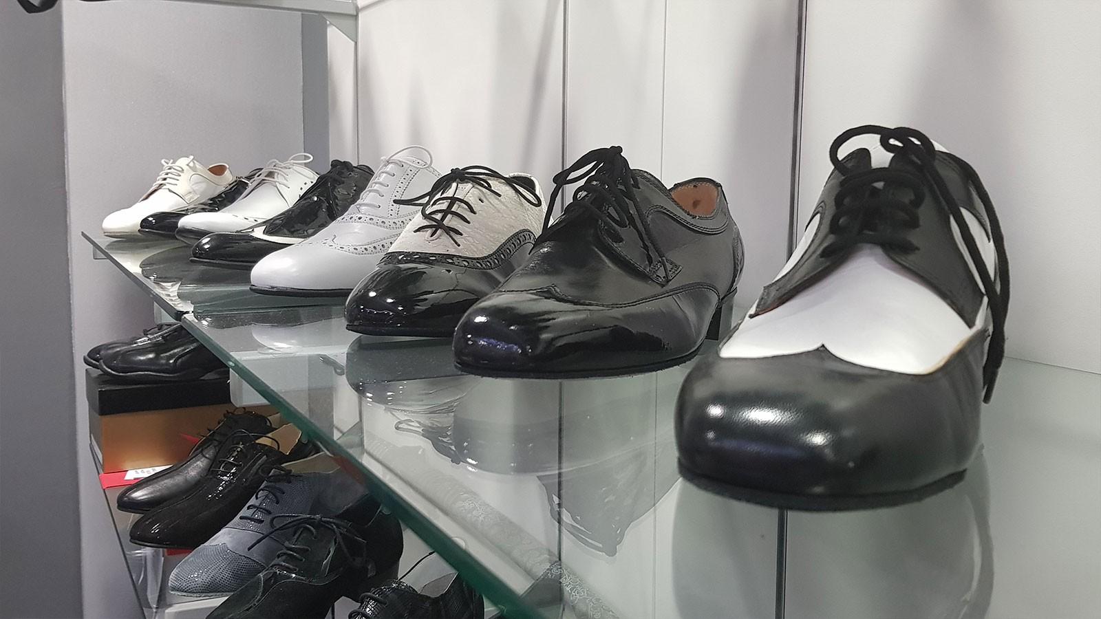 Angels scarpe da ballo Montichiari59