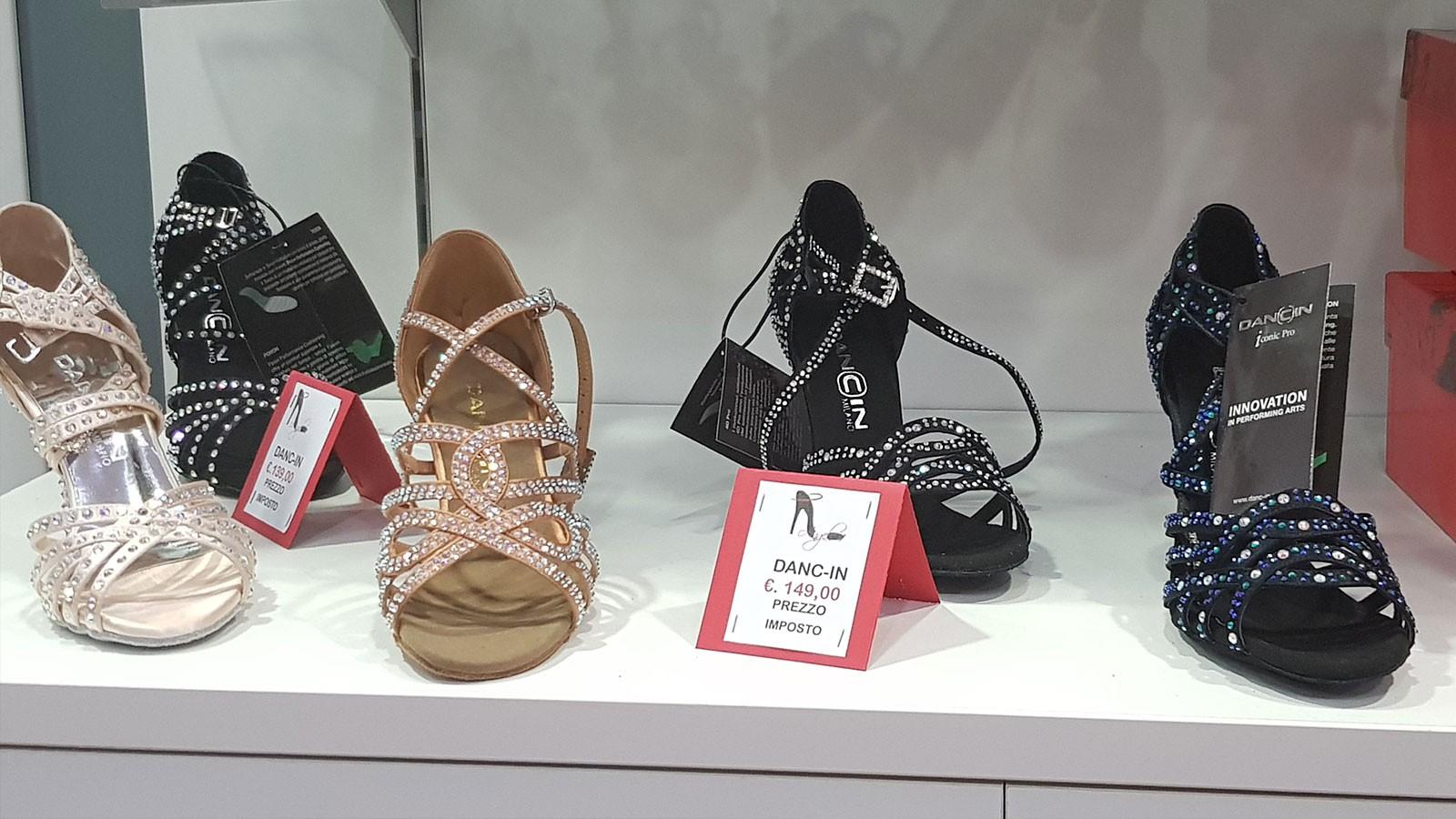Angels scarpe da ballo Montichiari60