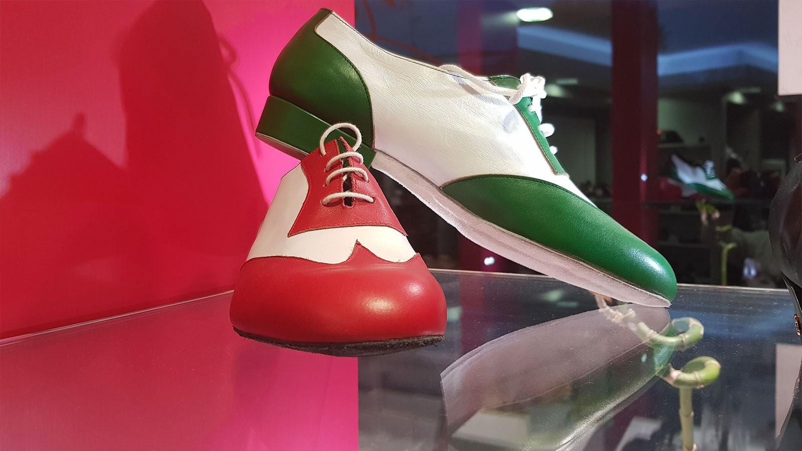 Angels scarpe da ballo Montichiari62