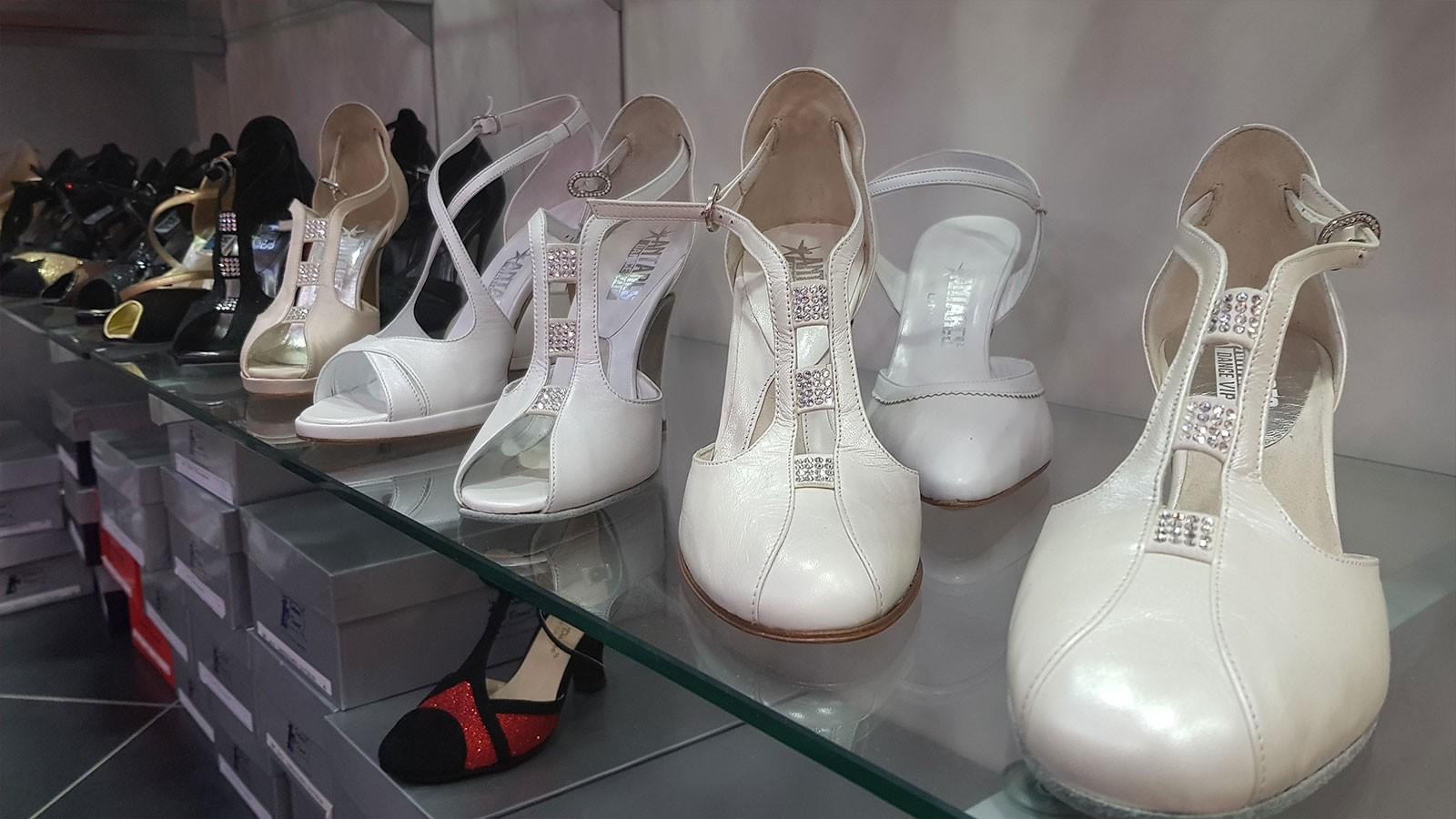Angels scarpe da ballo Montichiari63