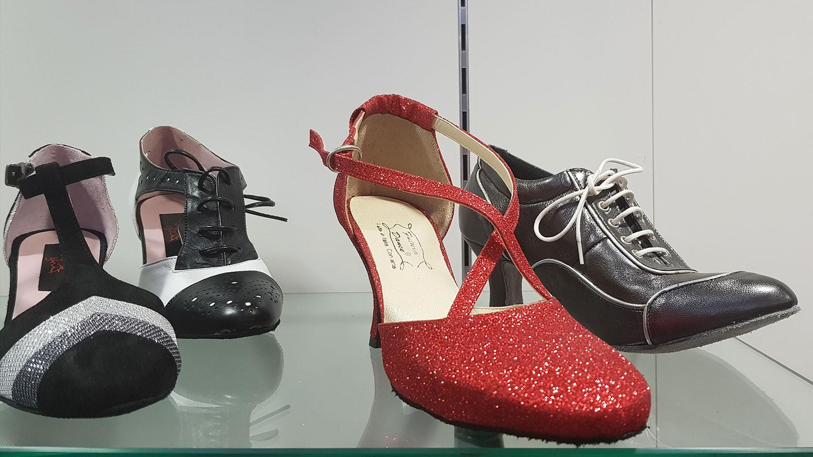 Angels scarpe da ballo Montichiari64