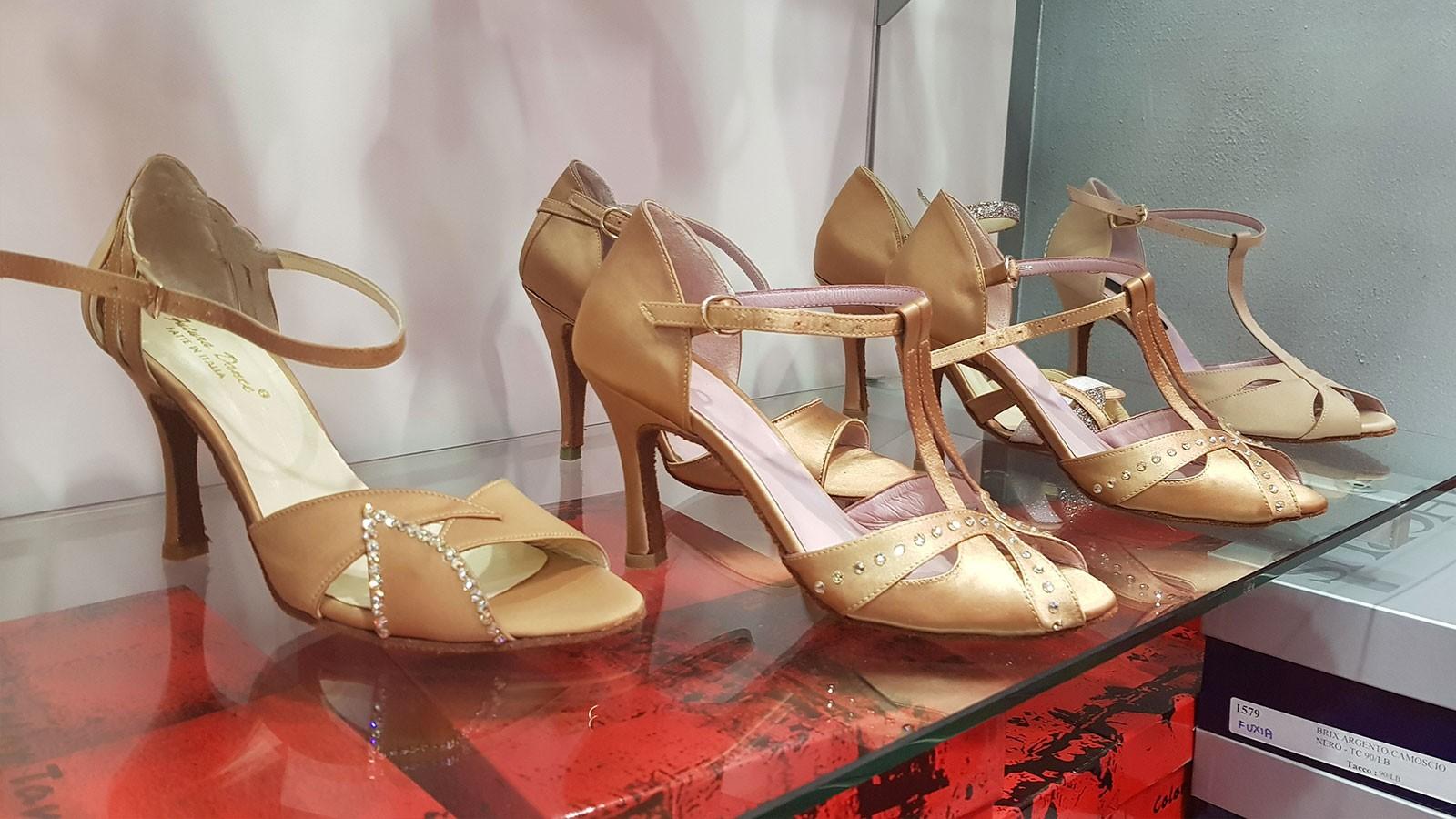 Angels scarpe da ballo Montichiari66