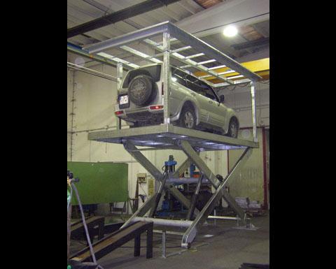 lift car 12